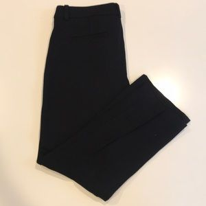 Madewell Pants - Madewell Black Trouser Pants (Size 6)